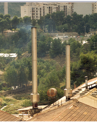 Lavadores de humos LGD