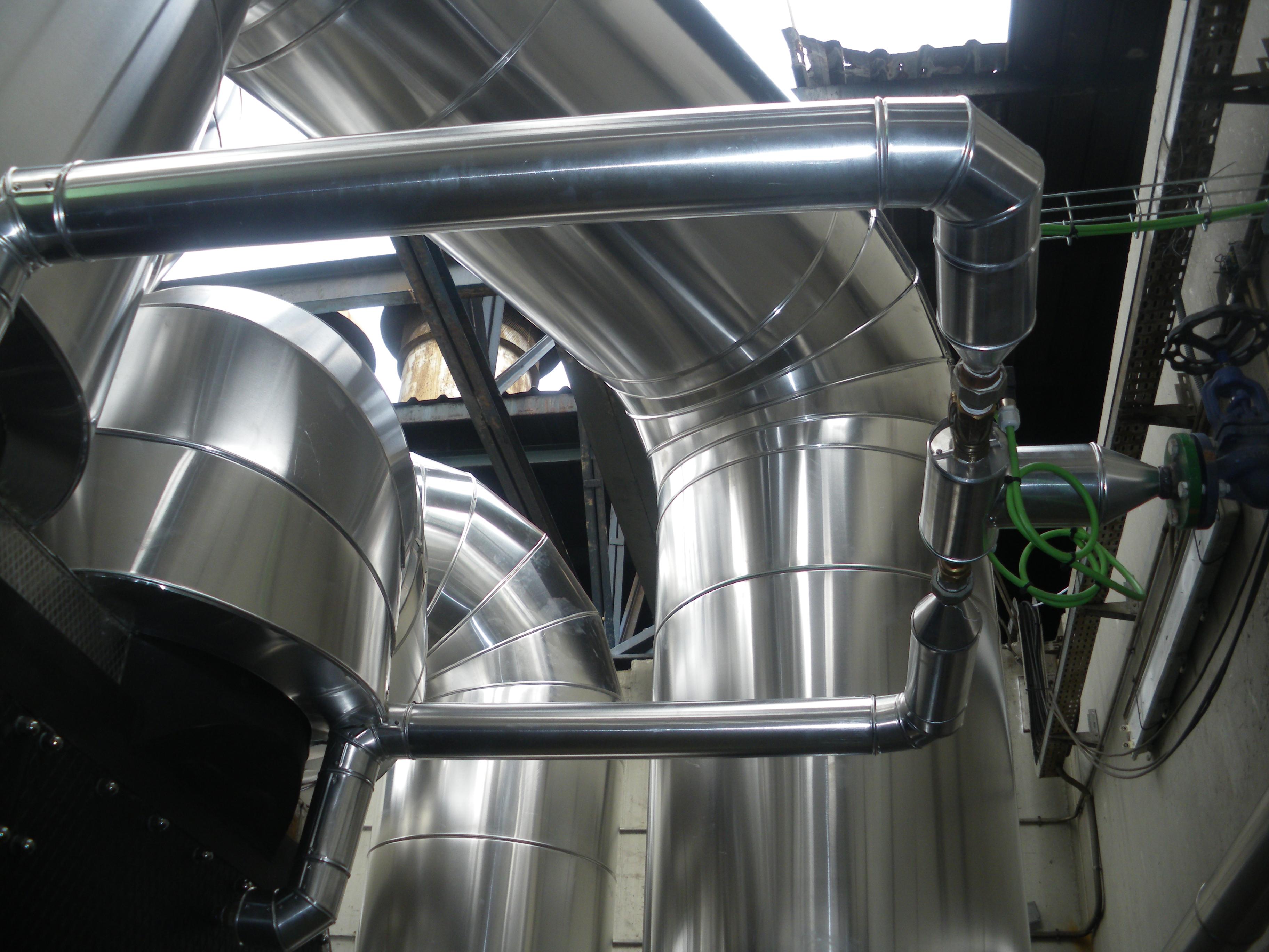Instalaciones, Conducciones y Estructuras calderas de vapor calderas de vapor Calderería López Hermanos, S.A. Valencia