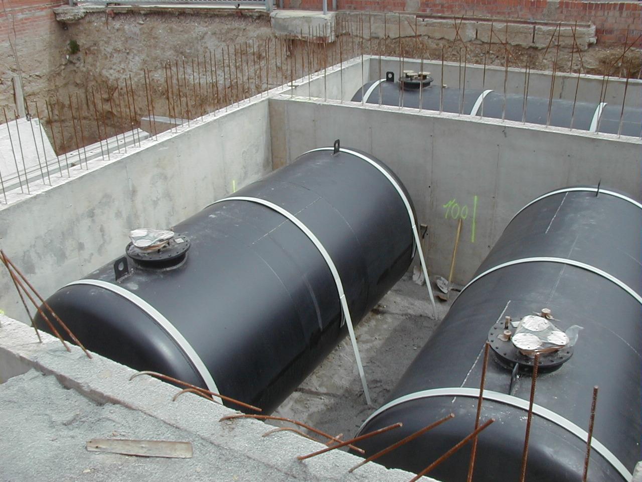 Depósitos y desgasificadores calderas de vapor Calderería López Hermanos, S.A. Valencia